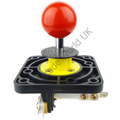 Leaf Switch Ball Top Arcade Joystick