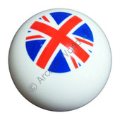 KDiT UK Union Jack Ball Top Handle