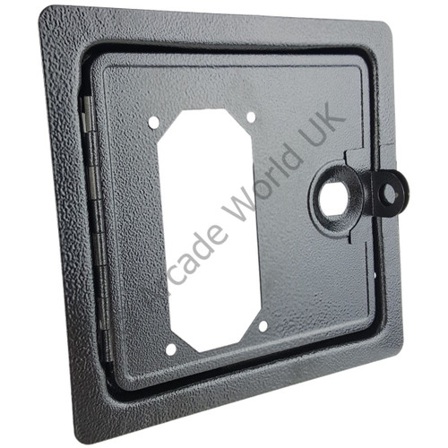 Budget Coin Door With Cut Out - Light Weight