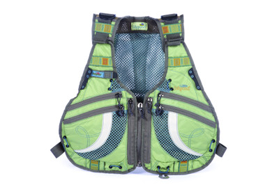 Fishpond Chica Women's Fishing Vest front at Upcountry Sportfishing