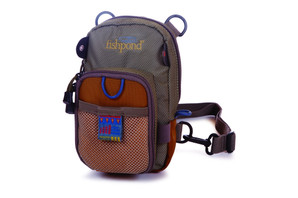 Fishpond San Juan Vertical Chest Pack front at Upcountry Sportfishing