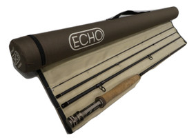 Echo Carbon, 9', 4wt, 4pc, USED, Great condition