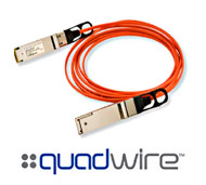 Finisar Quadwire FCBG414QB1C25 56G FDR QSFP+ Active Optical Cable