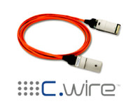 Finisar C.wire FCBND11CD1C10 150G CXP Active Optical Cable