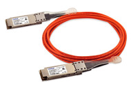 Finisar Quadwire FCCN410QD3C15 40Gb/s 40GBASE-AOC 15m QSFP+ Active Optical Cable