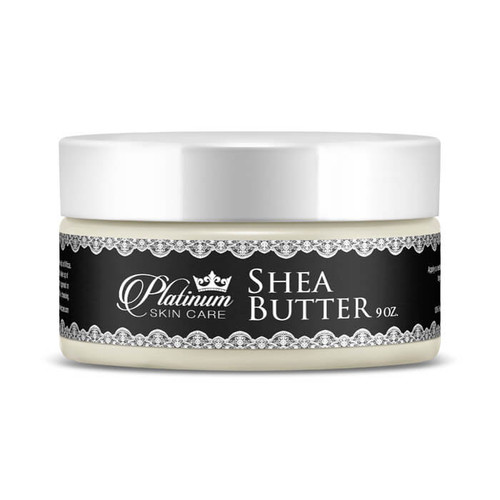 Pure Virgin Shea Butter