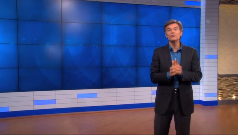 Dr oz on vitamin c benefits