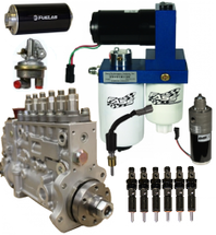 FUEL SYSTEM / COMPONENTS
