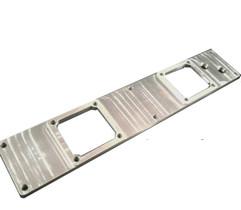 CRAZY CARL'S TRDUAL TUNNEL RAM INTAKE PLATE (12V CUMMINS)