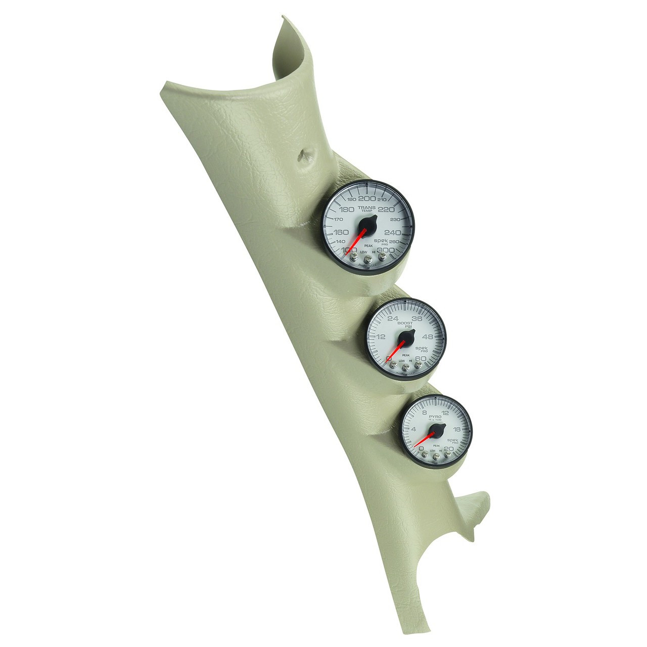 Auto Meter Spek-Pro Triple Gauge Kit