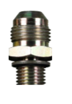 VP MAX P7100 FUEL INLET FITTING 14MM X 08 JIC