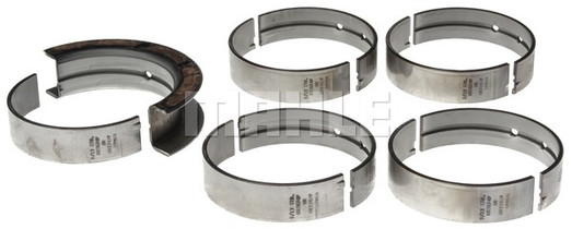 MAHLE 6.0L MAIN BEARING SET .25MM (03-10 POWERSTROKE)
