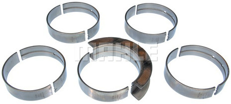 MAHLE 6.4L MAIN BEARING SET .25MM (05-10 POWERSTROKE)