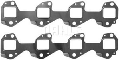 MAHLE 6.6L Exhaust Manifold Gasket Set (01-12 DURAMAX)