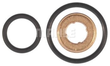 MAHLE 6.6L Injector O-Rings (04-07 DURAMAX) VIN 2 D