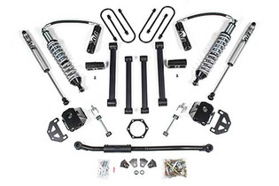 """BDS 3"""" Performance Coiler System (03-13) 3/4 & 1 Ton 4WD"""
