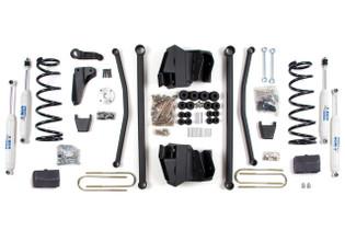 "BDS 638H 6"" Long Arm Kit 08 3/4 Ton & 1 Ton 4WD GAS & DIESEL"