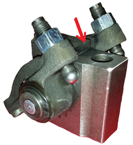 SERVICE: ROCKER-PED MACHINE ROCKER ARM PEDESTALS 12V