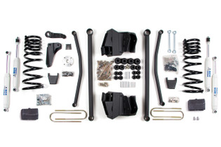"BDS 632H BDS 8"" Long Arm Kit (09-13 4WD 2500 & 3500)"