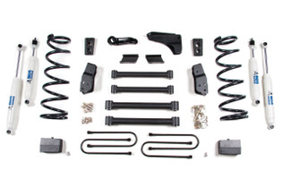 "BDS 607H 6"" Lift Kit (09-13) 2500 (09-12)3500 4WD Gas&Diesel"