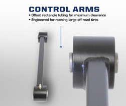 CARLI SUSPENSION CS-CA-94-MS16 CONTROL ARMS (1994-2002 RAM)