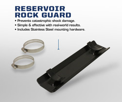 CARLI SUSPENSION RESERVOIR ROCK GUARD (RAM ALL YEARS)