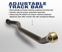 CARLI SUSPENSION CS-DPRB-14 Adjustable Track Bar (2013+ RAM)