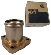 CUMMINS 3943300 VERTICAL WATER NECK (03-09 CUMMINS)