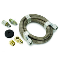 AUTOMETER 3228 BRAIDED STAINLESS STEEL LINE 6FT (UNIVERSAL)