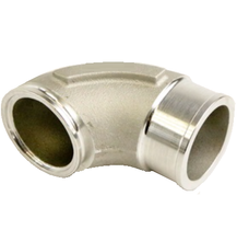 """AREA DIESEL S300 SX-E V-BAND TO 3.00"""" HOSE ELBOW"""