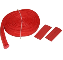 "BULLDOG WINCH Wire Sheathing, 14mm(1/2"") x 25ft Fiberglass"