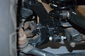 ACE ENGINEERING Front Axle Reinforcement Gussets