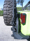 ACE ENGINEERING JK Hi-Lift Jack Tire Carrier Mount