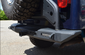 ACE ENGINEERING PRO SERIES REAR BUMPER W/TIRE CARRIER AND LIGHT PROVISIONS - TJ