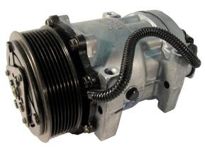 DCS A/C Compressor New - Dodge/Cummins