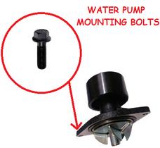 CPP WATER PUMP MOUNTING BOLTS (89-18 CUMMINS)