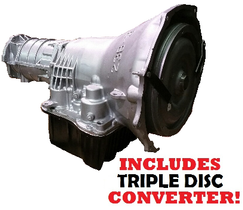 CPP HEAVY DUTY TRANSMISSION / CONVERTER PACKAGE