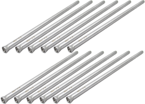 HAMILTON 07-p-004 EXTREME DUTY 24V PUSHRODS (98.5-18 CUMMINS)