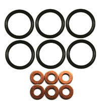 CUMMINS INJECTORS SEAL KIT 24V