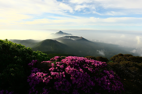 Mt,Kirishima