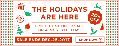 TOKYO MATCHA SELECTION - Holiday season sale 2017 !