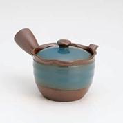 Banko-yaki Kyusu teapot - Blue sky - 300cc/ml
