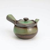 Banko-yaki Kyusu teapot - Forest - 340cc/ml