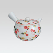 Arita-yaki Kyusu teapot - Camellia - 260cc/ml