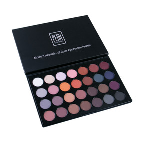 """Modern Shadows"" – Modern Neutral 28 Color Eyshadow Palette"