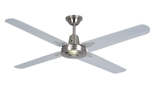 """MAXair Moulded 316 52"""" - Clear Moulded Blades"""