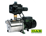 DAB JINOX132MPCX High Pressure Pump 80 L/Min, 48m Lift (8 Taps)