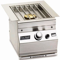 Fire Magic Slide-in Single Side Burner