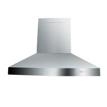 "42"" Stainless Steel Outdoor Vent Hood Island"