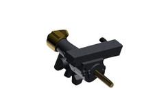 "Cal Flame Grill Control Valve NG, Side Burner 1/2"" Manifold"